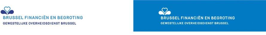 Logo Brussel Financiën en Begroting