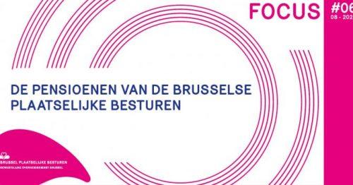 Brussel Plaatselijke Besturen lanceert een nieuwe Focus