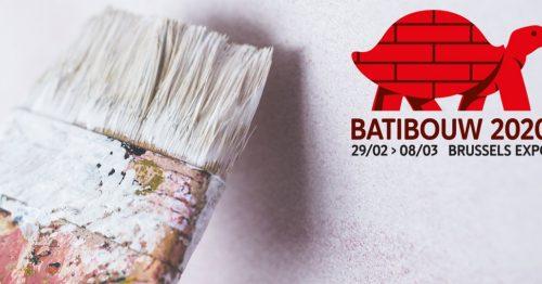 Kom ons bezoeken op BATIBOUW