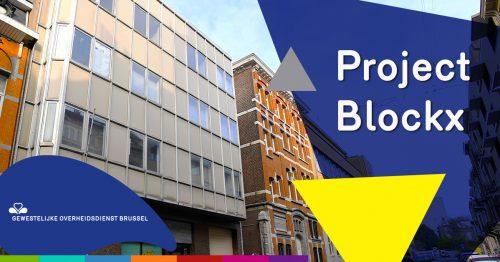 Het project Blockx staat in de starblokken